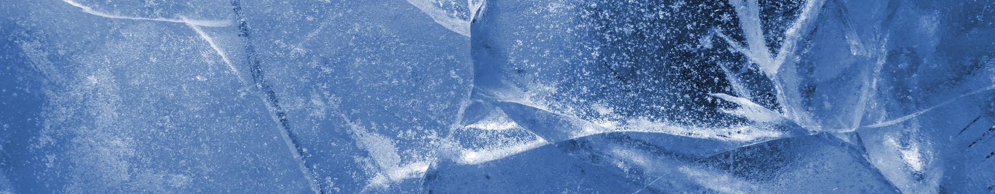 Iced Glacier