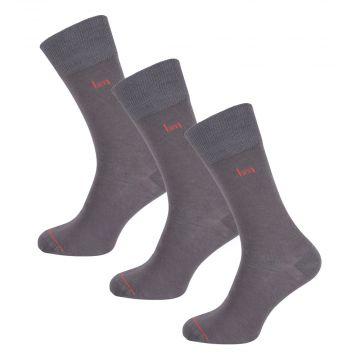 Grey Socks 3-pack