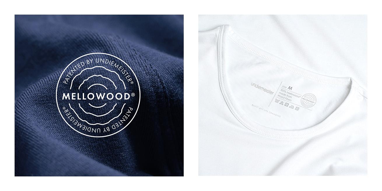 T-shirts-ronde hals